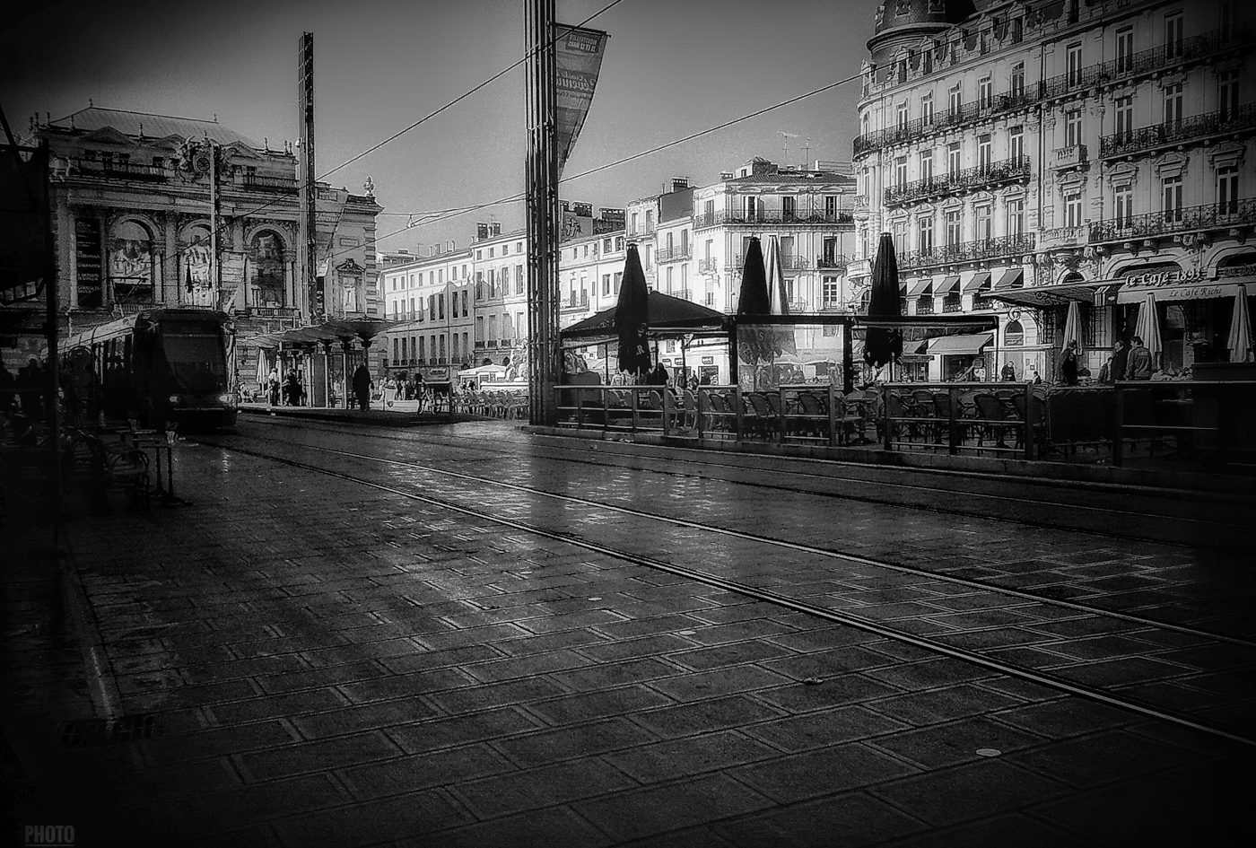 Montpellier - Hiver 2019 -